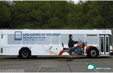 Motor naik bis apa bis naik motor....